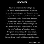 19/02/2011 – De poeta a poeta: la leyenda de l'Encantà según Miquelet d'Elena