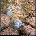 26/12/2011 – Barranc de l'Encantà: paisajes efímeros