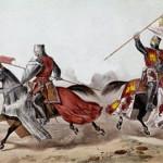 09/01/2012 – Arriba las enseñas (I): trota la caballería