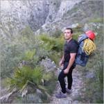 12/04/2012 – Barranc de l'Infern: encañonados en el averno