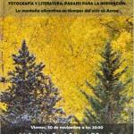26/11/2012 – Fotografía y literatura: paisajes para la inspiración