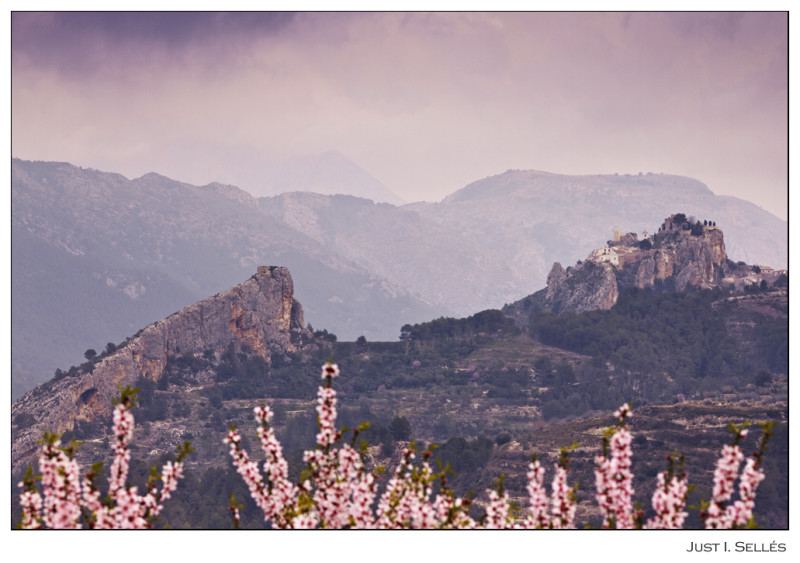 419 - Wàdï Last castells de roca