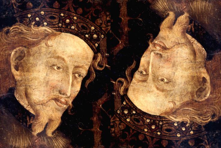 La cara més aspra de Jaume I en la novel.la AL-AZRAQ EL BLAU
